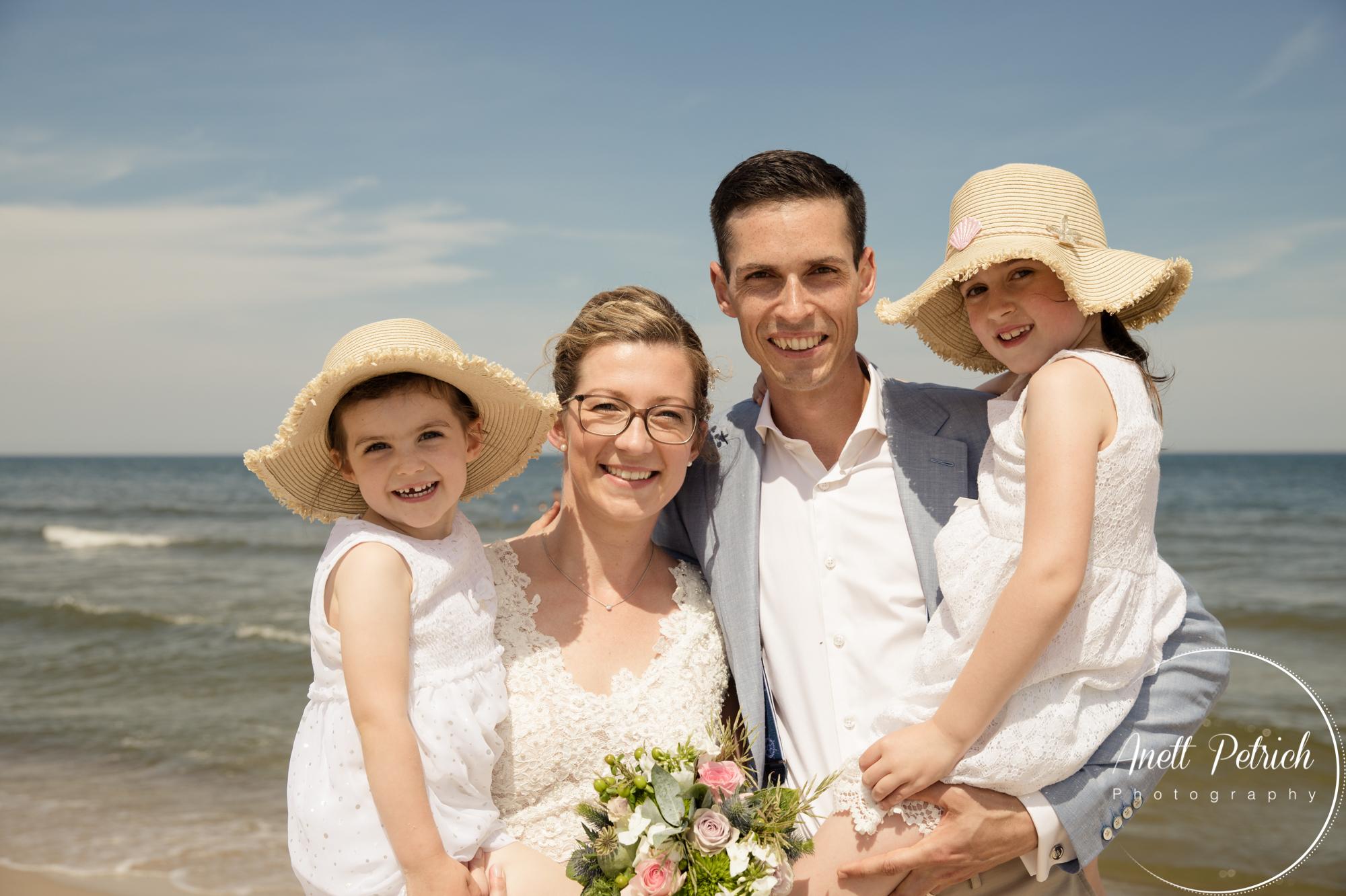 Heiraten an der Ostsee – Katharina und Carsten geben sich in Zinnowitz das Ja Wort